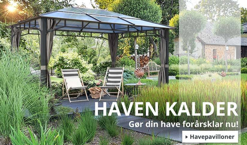 Havepavilloner